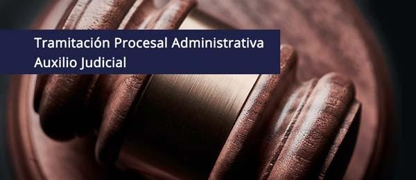 oposiciones-tramitación-procesal-auxilio-judicial