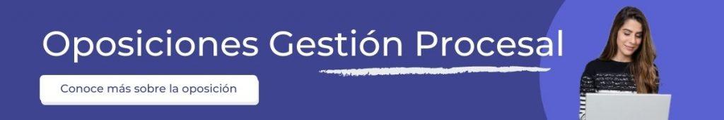 banner oposicion gestion procesal