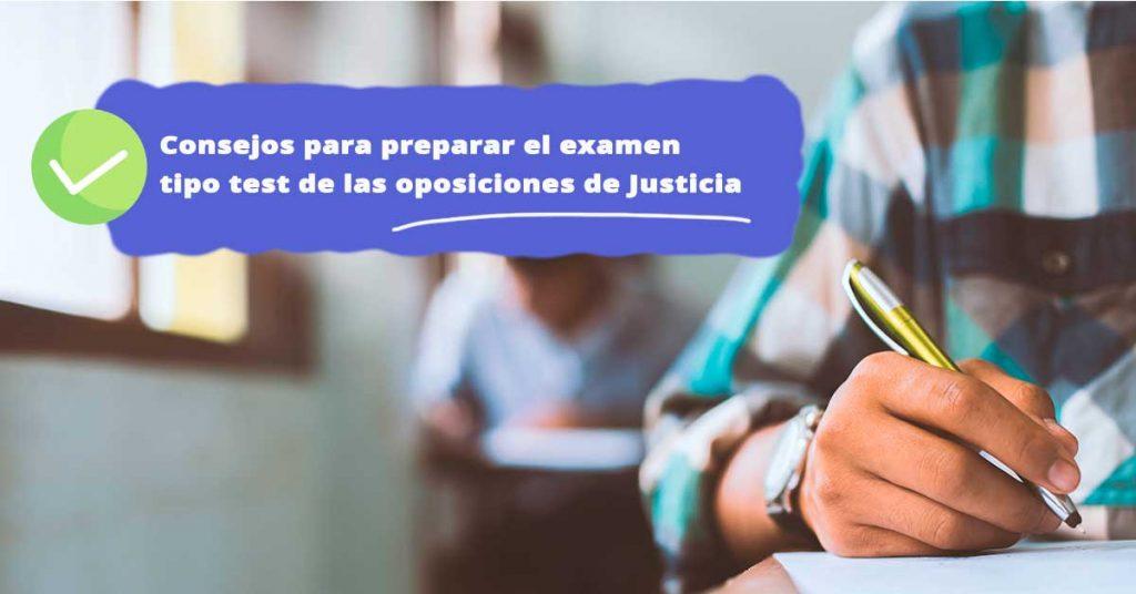 consejos-preparar-examen-tipo-test-oposiciones-justicia