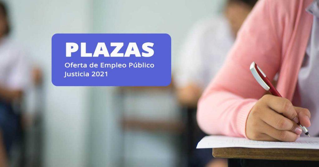 Plazas-oferta-de-empleo-Publico-justicia-2021